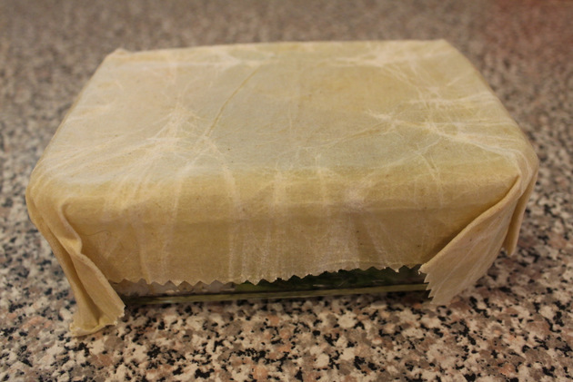 Beeswax food wrap - box