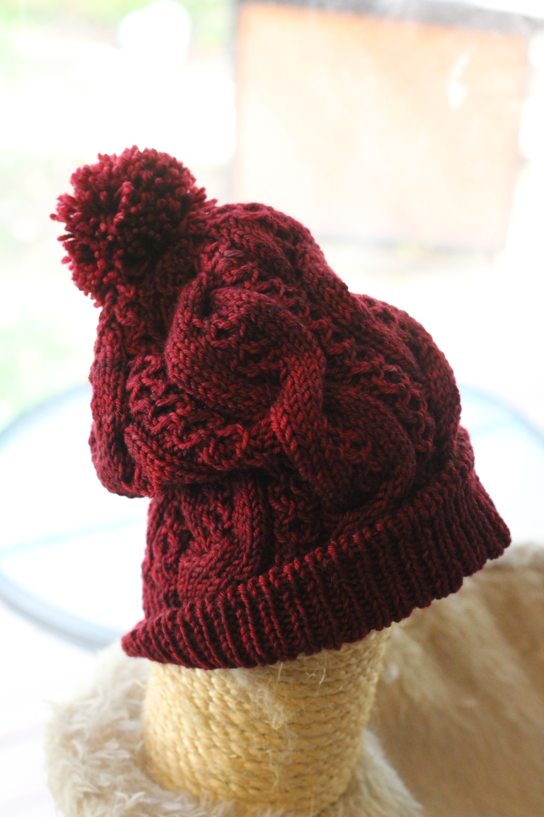 Tuque -- completed!